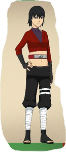 Name: Mizura Sarutobi Age:16 日期 of Birth: 12/16/ ?? Blood type: A+ Origin: Hails from