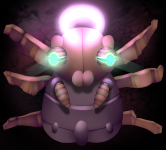 Day 6 Most terrifying Pokemon: Shedinja 
