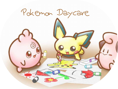 Day 13 if you lived in the Pokemon world what would you be?:  Pokemon daycare worker. 