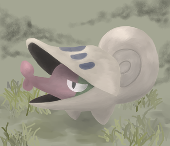 Day 02: Least Favorite Pokemon :Shelmet