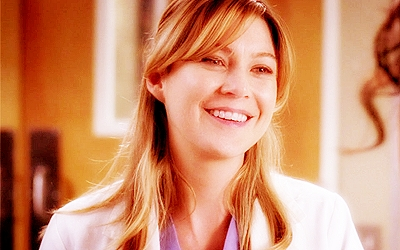 दिन one: प्रिय lead female character Meredith Grey (Grey&#39;s Anatomy) <3