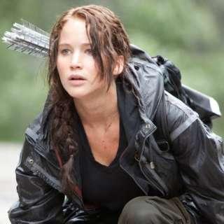 दिन Thirteen: प्रिय female character in a book Katniss Everdeen - The Hunger Games