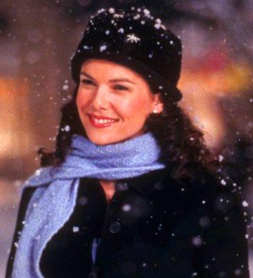 दिन Fourteen: प्रिय older female character Lorelai Gilmore - Gilmore Girls (She's not old at al