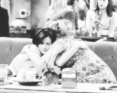 <b>Day 1: प्रिय lead female character:</b> Phoebe Buffay, Monica Geller & Rachel Green [Friends]