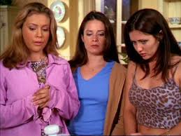 25 piper prue and phoebe (charmed)