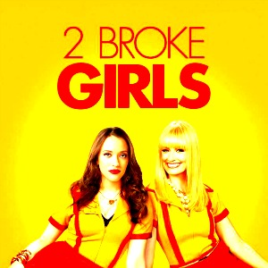 日 01 - お気に入り sitcom 2 Broke Girls