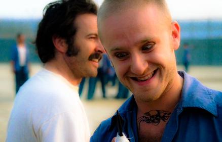 دن 02 - پسندیدہ guest سٹار, ستارہ for an episode Ben Foster in My Name is Earl's 'My Name is Inmate #2830