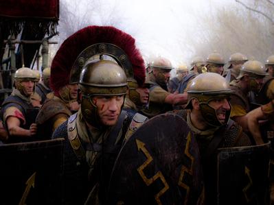 日 15 - お気に入り medieval drama ROME ROME ROME!!!