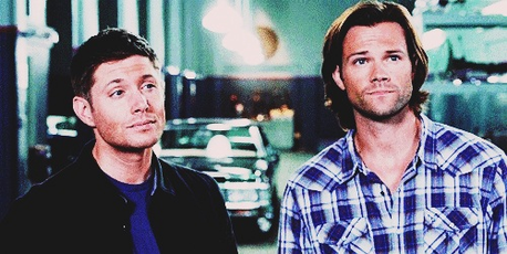 دن 10 - پسندیدہ siblings [b] Sam and Dean [/b]