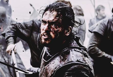 日 15 - お気に入り medieval drama [b] Game of Thrones[/b]