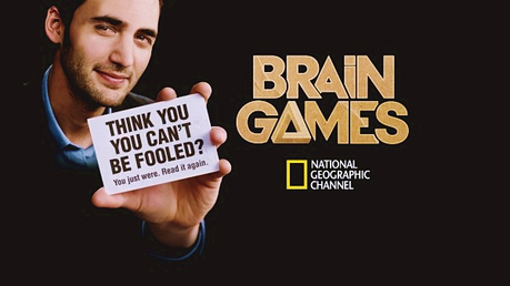 دن 16 - پسندیدہ documentary [b] Brain Games[/b] and [b] How It's Made [/b]