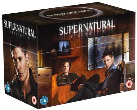 دن 23 - A دکھائیں you'd like to add to your DVD collection [b] Supernatural [/b]