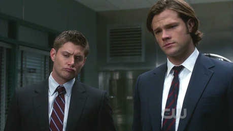 日 10 - お気に入り siblings Dean and Sam Winchester from スーパーナチュラル