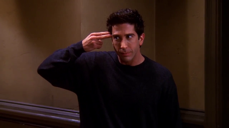 日 24 - Least お気に入り character on your お気に入り 表示する Ross Geller from Friends, I find him to be