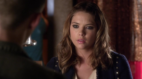 日 30 - A character あなた can relate to Hanna Marin from Pretty little liars