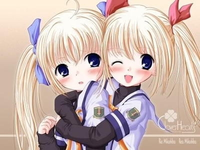 Name:Mimi and Lili Daniel Age:Both 16 Gender:Both Female Height:as tall as honey Weight:pic Fa