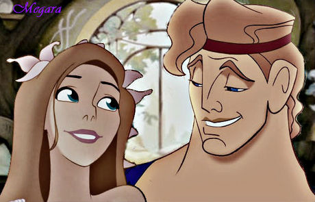 Here's mine. Hercules is Giselle's older brother.