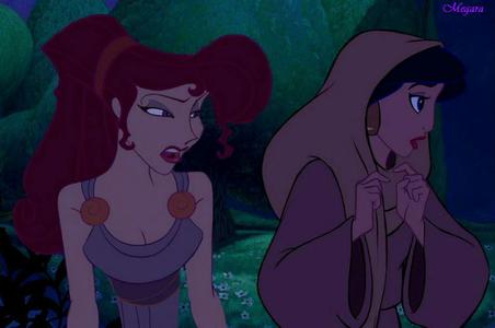 My favori animated movie is Aladdin.
