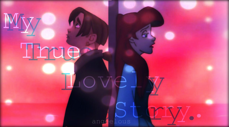 Remember 'My true lovely story'? XD this one<3
