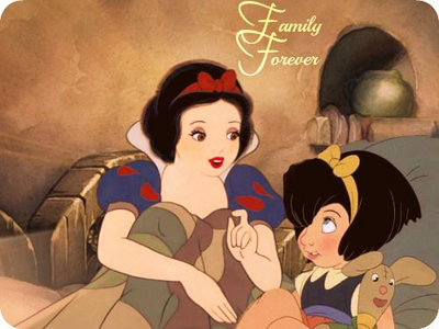 Snow White and Anne-Marie would be such cute sisters!