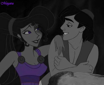 Here's mine. kegemaran canon couple: Aladdin and Jasmine.