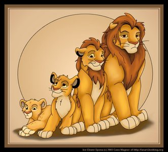 This is the growing up of SIMBA