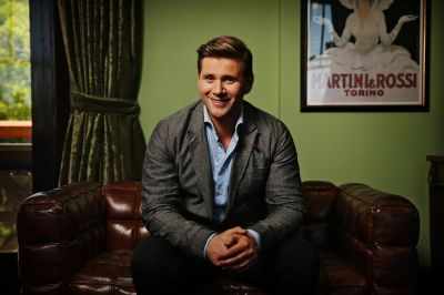 My favorito! actor from Downton Abbey as to be Allen Leech, for all he has done for his character, he