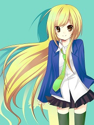 Name - Hikari Appearance - Standard SSS Uniform Affiliation - SSS Leader,old memeber of GMO. Frien