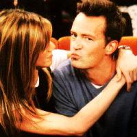 Rachel and Chandler