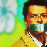 8. Covered (Castiel)