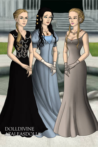 "((i made this pic the black dress is Yumi)) ""Great!"" Yuki smiles ""Lets get going."""