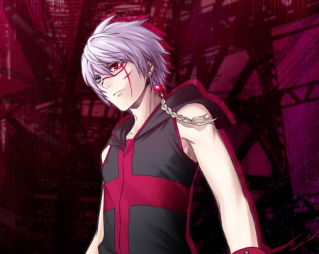 Name- Kazumaru  Age- 16  Magic- Darkness Magic  Place of living- Forest Tent  Weapons(optiona