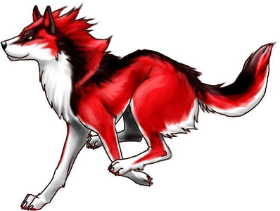 Max:*hears another distant howl* Ok he's on his way. He'll be here any second. ???: *a rather smal