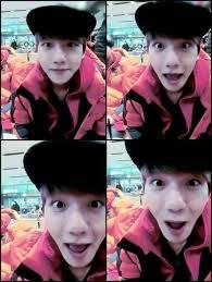 Baekhyun oppa <3 :* #HARTHARt <3
