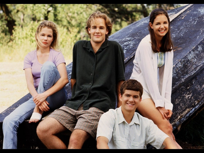 Don't know it, but by the looks of it, I might have to give it a try.  Dawson's Creek