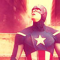 9/10  The First Avenger: Captain America