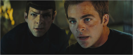 7/10 .. I liked the story and the whole idea of the movie ! ~~~~~~~~~~ Star Trek (2009)