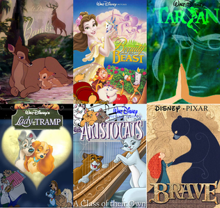 Now that we have Disney Movie of the Month, I'm making a contest of DVD cover of the month based on t