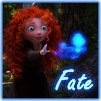Merida meets the Will-o'-Wisp.
