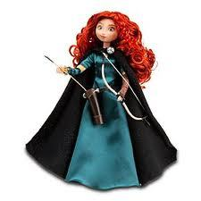 Now find Merida into the mist (it's a fan art )