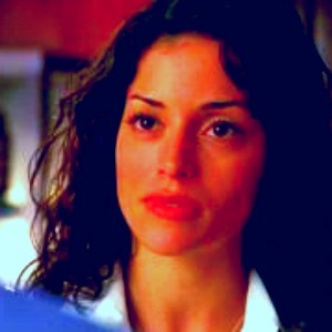 día 11 - Least favorito! Female Character Helen Bryce! That's her name. I hate her character.