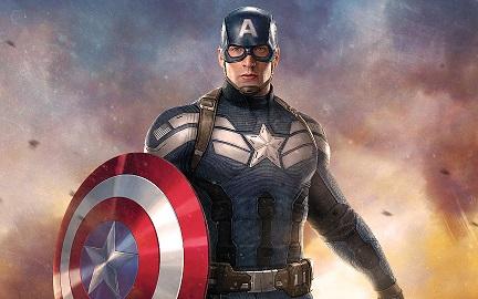 [b]Day 2: kegemaran Avenger [i]Steve Rogers / Captain America[/i][/b]