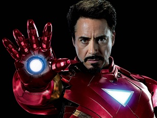 [b]Day 3: Least kegemaran Avenger [i]Tony Stark / Iron Man[/i][/b]