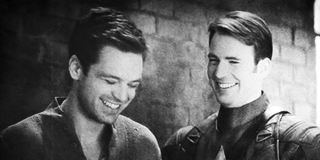 [b]Day 15: kegemaran Pairing [i]STUCKY. They&#39;re my movie OTP. <3333[/i][/b]