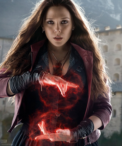 [b]Day 23: Power anda Wish anda Had [i]Wanda Maximoff's / Scarlet Witch's[/i][/b] Of the legit A