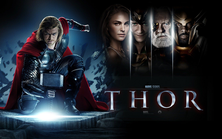 hari 1 Fave pre Avengers movie : Thor