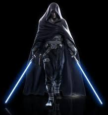 Eren Skywalker Abilities: every force power Jedi/sith two blue duel lightsabers when a jedi but