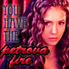 Quote:You have the Petrova fire.
