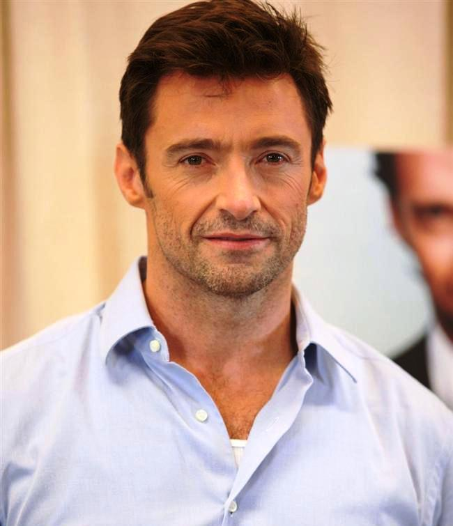 Hugh Jackman Haircut: 30 Days Of Hugh Jackman ™�