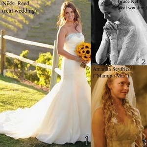 Round 19 Actress wearing a wedding dress 1st ebcullen4ever 2nd fiddlerssong 3rd 5lads
